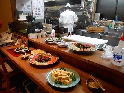 お寿司の試食
