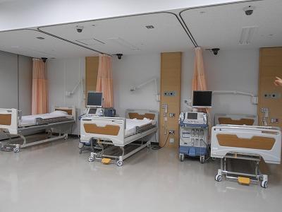 病室モデル