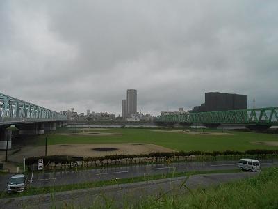 江戸川スーパー堤防3