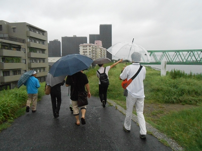 江戸川スーパー堤防4