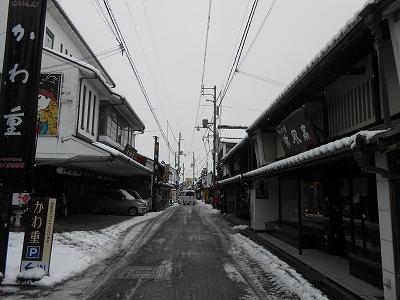黒壁商店街