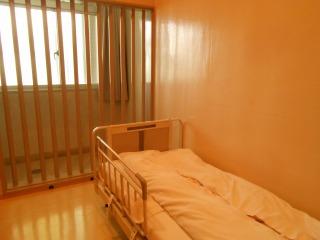 入院ベッド