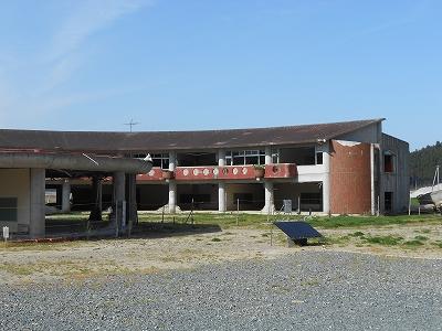 大川小学校2