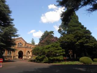 一橋大学キャンパス