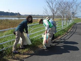 印旛沼清掃3