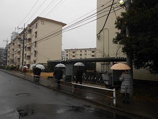豊四季台団地1