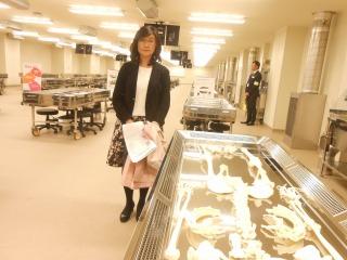 解剖実習室