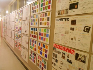 デザイン科の作品