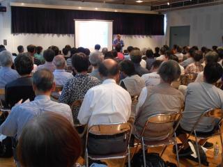 安次富さん講演会