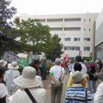 平和を未来につなぐ会のパレード