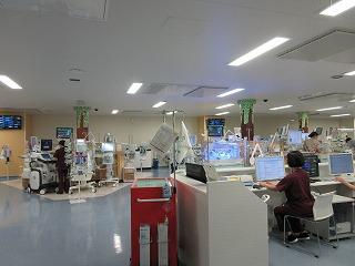 集中治療室