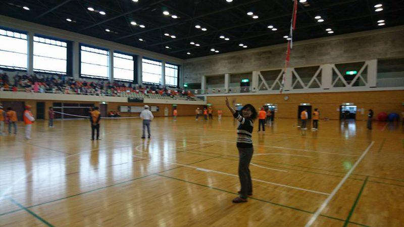佐倉市高齢者クラブ連合会大運動会