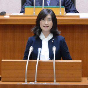 入江あき子千葉県議会銀