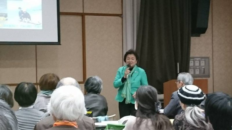 知行合一の人・嘉田由紀子前滋賀県知事