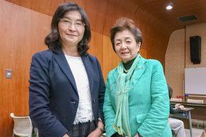 全国初「流域治水条例」を制定した 嘉田由起子前滋賀県知事と