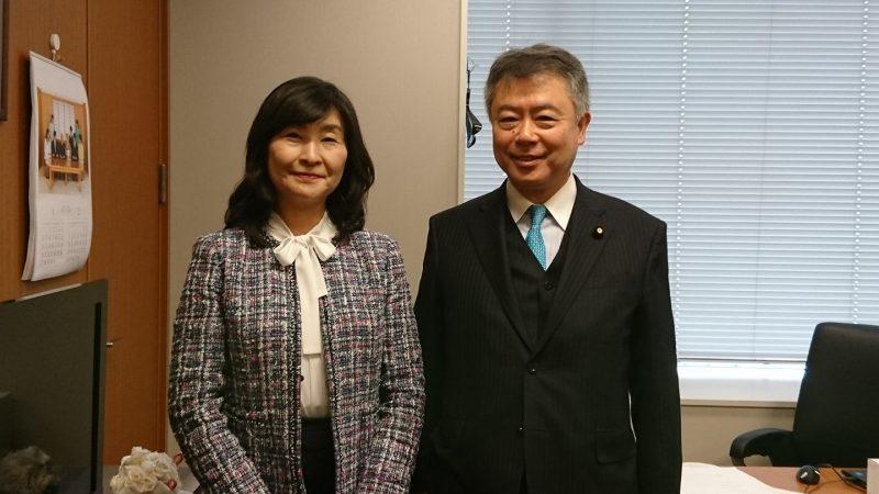 桜井充参議院議員