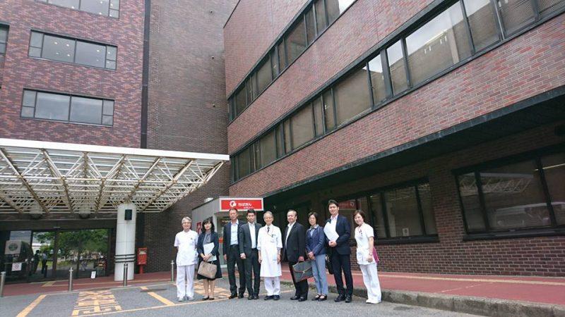 県民の命を守る最前線・県立4病院を視察