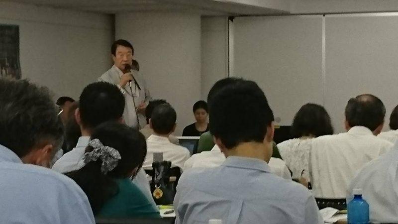 日本の種子を守る会総会