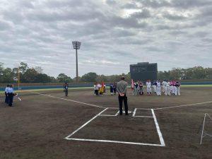佐倉市ソフトボール大会・国政との連携