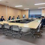 東京都への会派視察・代表質問勉強会