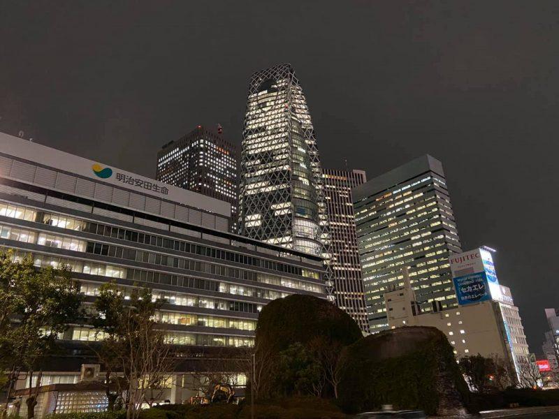 東京都への会派視察