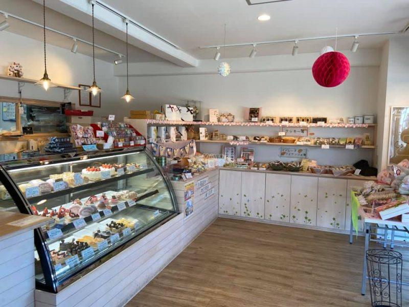 志津南口商店会で3周年を迎えた「エールダンジュ」さんの洋菓子