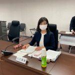 令和2年4月臨時県議会が開かれました—健康福祉常任委員会審議状況(入江質疑箇所)を掲載しました