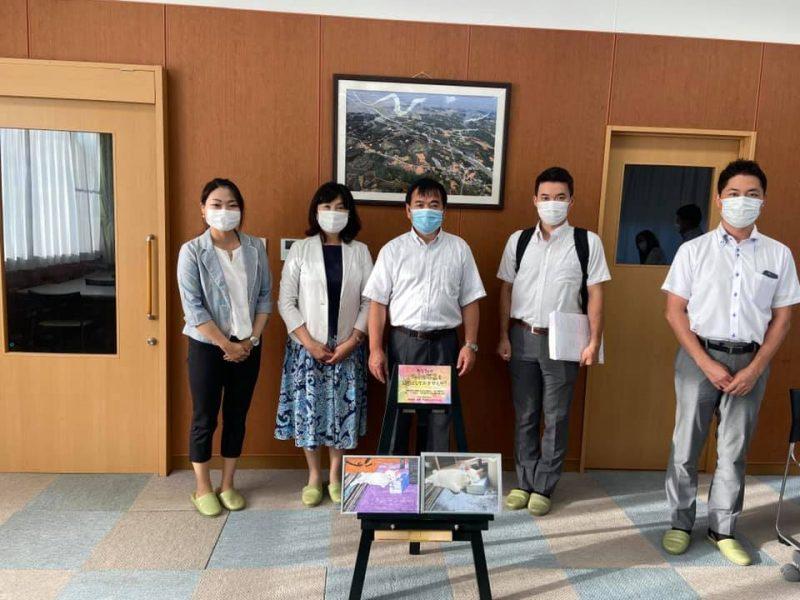 県立保健医療大学/ しもふさ学園 訪問