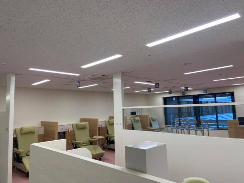千葉県がんセンター新棟竣工記念式典