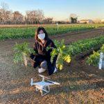 四街道「わいわい農村」訪問/千葉県農林総合センター視察