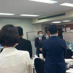 2月定例県議会最終日/ 森田知事退任