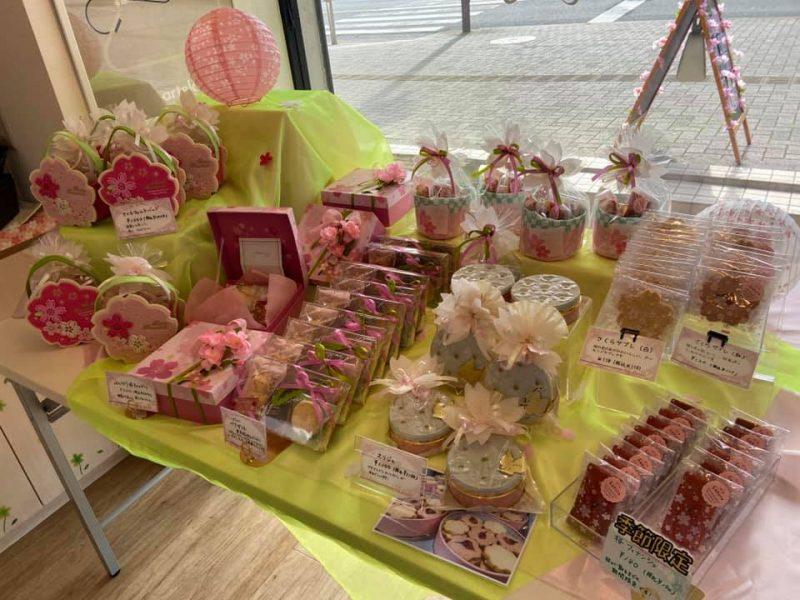洋菓子店エールダンジュで季節のスイーツ