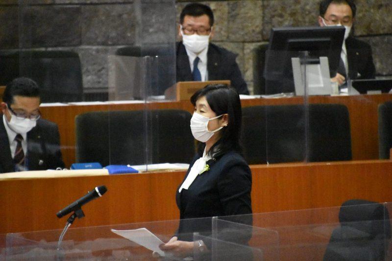 予算委員会 入江あき子