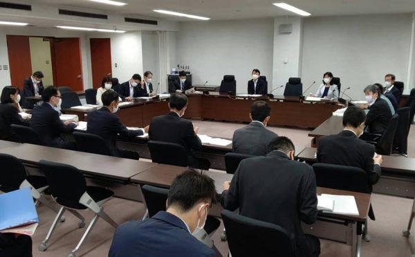 9月県議会閉会日/ 新総合計画意見交換